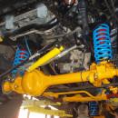 Renowacja podwozia NISSAN PATROL Y61