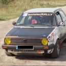 Grey Cat ready-sportowy GOLF dla LENIWIEC Rally Team